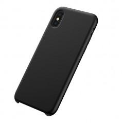 Coque Baseus Ultra mince pour iPhone X 5.8 pouce Noir
