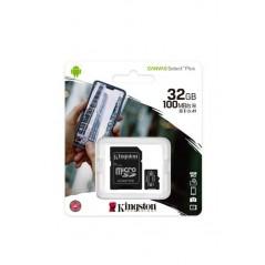 Carte Micro SD 32GB Kingston Canvas Select Plus