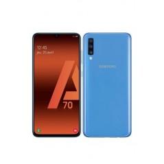 Téléphone Samsung A70 6Go/128Go Bleu Neuf