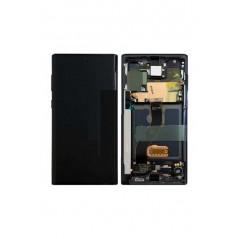 Écran Samsung Note 10 Lite Noir Service Pack