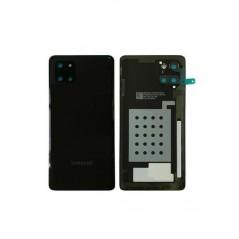 Vitre arrière Aura Service Pack Samsung Note 10 Noir