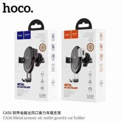 Support Voiture Hoco CA56 Armour Noir
