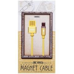 Câble Remax Lightning RC-095I Or