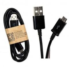 Câble d'origine Noir Micro-USB Samsung
