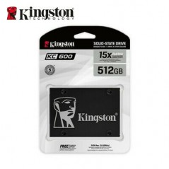 SSD kingston KC600 512GB