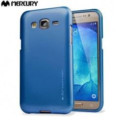 Coque Bleu Goospery Jelly Samsung J5 2015
