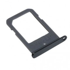 Tiroir Sim Noir pour Samsung S6