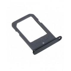 Tiroir Sim Noir pour Samsung S6 Edge+