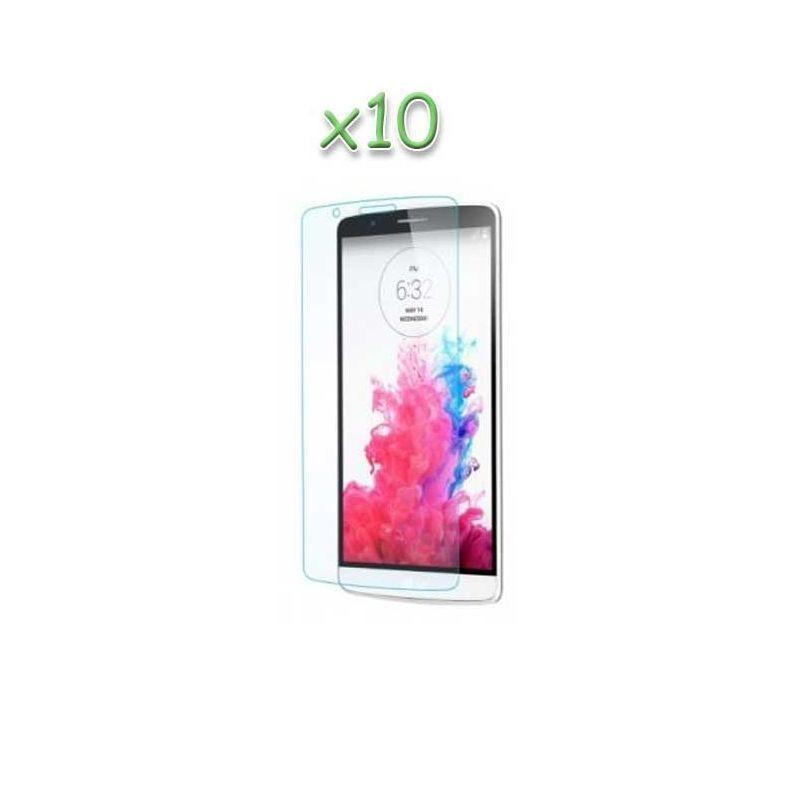 Lot de 10 Verres trempés pour Sony Xperia XZ2 Compact