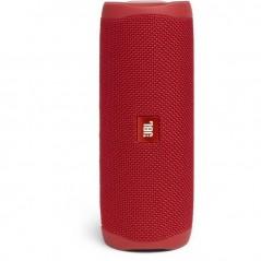 Enceinte JBL Flip 5 Portable bluetooth de couleur Rouge