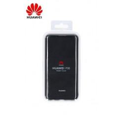 Étui Officiel Wallet Cover Huawei P30 Noir
