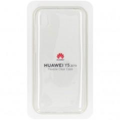 Coque Officielle Silicone Transparente pour Huawei Y5 2019