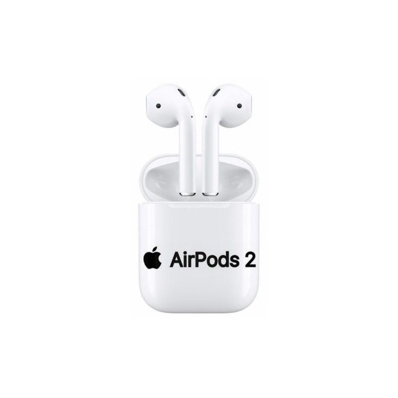 Airpods 2 avec boîtier de recharge sans fil