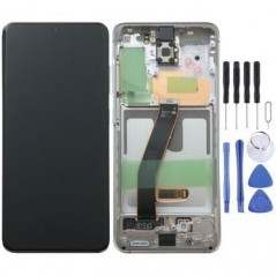 Écran Blanc service pack Samsung S20