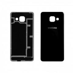 Vitre Arrière Originale Samsung A5 2016 Noir en service pack