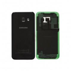 Back Cover Samsung A3 2017 Noir