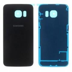 Back Cover Samsung S6 Edge+ Noir