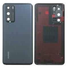 Back cover Origine constructeur Noir Huawei P40