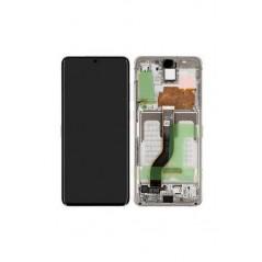 Écran Blanc Samsung S20+ Service Pack