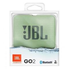 Enceinte Bluetooth JBL Go 2 Vert Mint