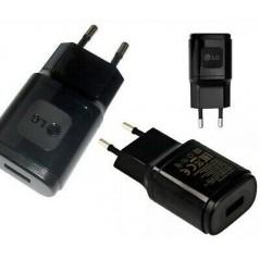 Adaptateur secteur LG Noir de 1.8 A