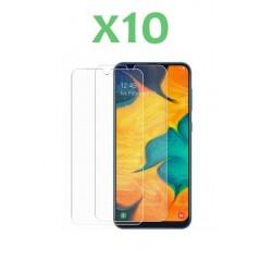 10 verres trempés Samsung A80/A90