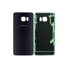 Back Cover Samsung S6 Noir