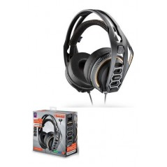 Casque Gaming Noir-Or Plantronics HC