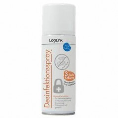 Nettoyant désinfectant flacon 200ml LOGILINK