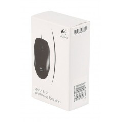 Logitech Souris Optical USB Noire