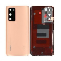 Back Cover Brush Or Origine constructeur Huawei P40
