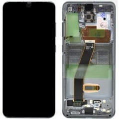 Écran Samsung Galaxy S20 Noir Service Pack