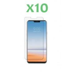 10 verres trempés LG G7