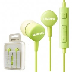 Écouteurs filaires Samsung Original Vert