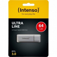 Clé USB intenso ultra Line 64Gb