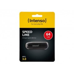 Clé USB intenso Speed Line 64Gb