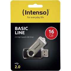 Clé USB intenso Basic Line 16Gb