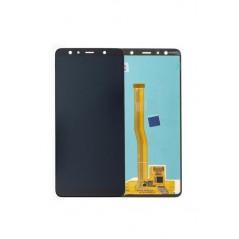 Écran Samsung A7 2018 Noir (LCD + Vitre Tactile)