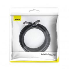 Câble Baseus 4K HDMI vers HDMI Gris Foncé 1M