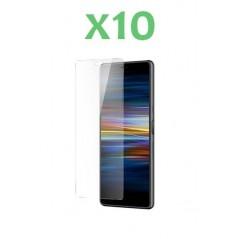 10 Verres trempés Sony Xpéria L3
