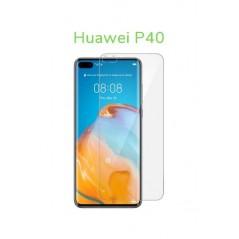 Verre trempé Huawei P40