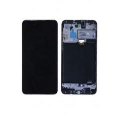 Écran TFT Samsung A10s Noir (Avec Châssis)