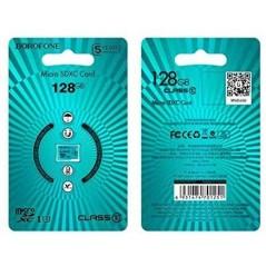 Carte Micro SDXC Borophone - 128 GB