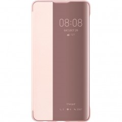 Coque officielle Rose - Smart view Flip cover - Huawei P30