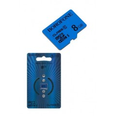 Carte micro SDHC Borophone - 8 Gb
