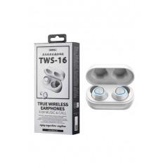 Écouteurs Bluetooth Blanc TWS-16 Remax