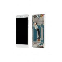 Écran LCD + Châssis Blanc - Honor 7s