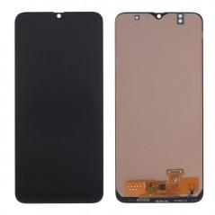 Écran reconditionné Noir OLED - Samsung Galaxy A30