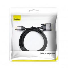 Câble Baseus HDMI 4K DVI 2M Gris (CAKSX-G0G)
