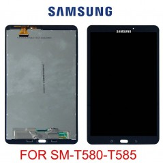 Écran Bleu Avec Châssis Samsung Tab A 10.1 SM-T585